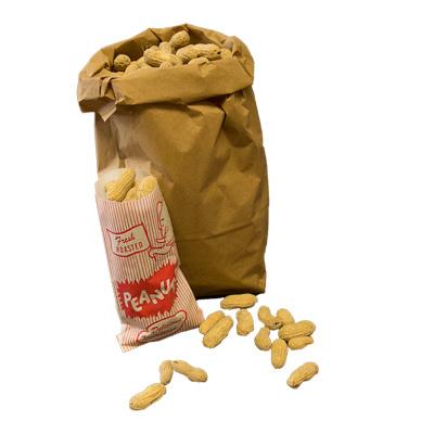 Paper peanut bag