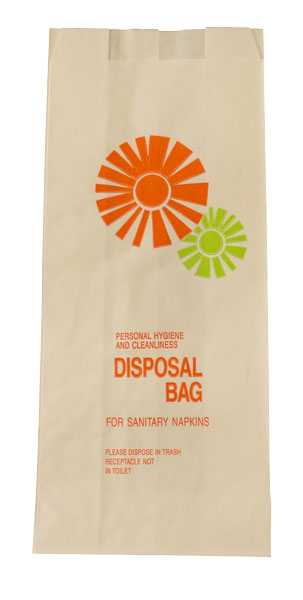 Sanitary Napkin Disposal Bag