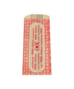 Custom Printed Dry Wax Bag