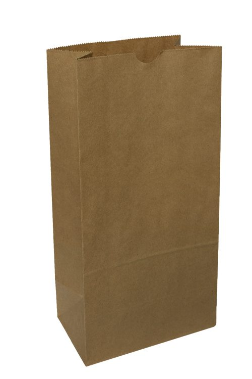 Unprinted Stock Grocery Bag