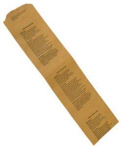 Industrial Sleeves & Tubes Custom Printed Bag
