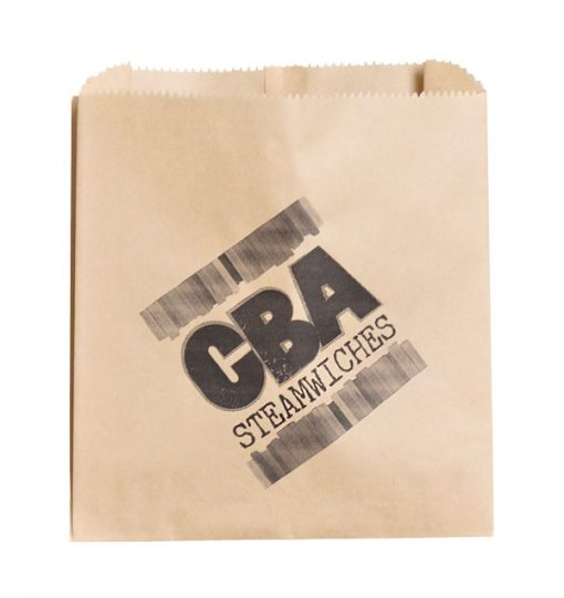 Printed Sandwich Bag Customized