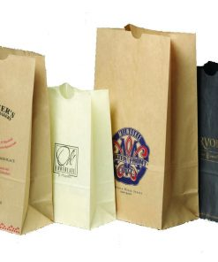 Custom Printed Restaurant Bags