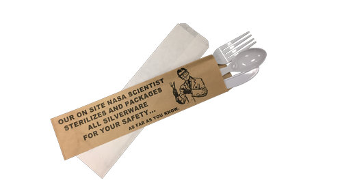 Gilchrist Bag Manufacturing Silverware Bags