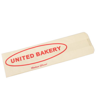 Custom Printed Bakery Bag