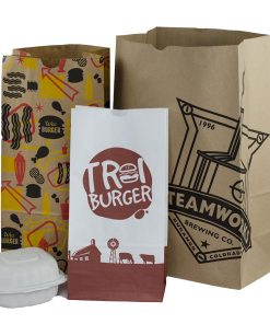 Restaurant Take Out Bags