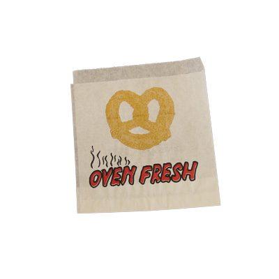 Custom Grease-Resistant Printed Bag