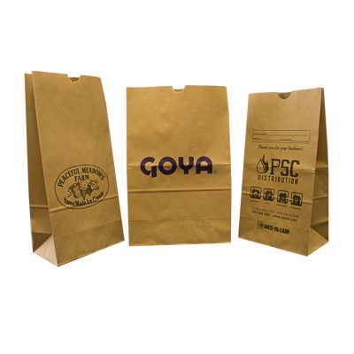 Printed Custom Grocery Bags